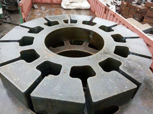 西安钢板切ge加工06