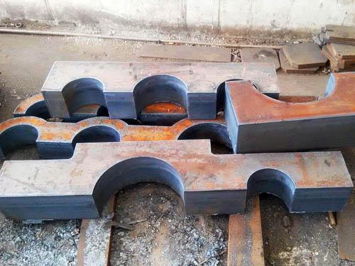 xi安钢板切割加gong01