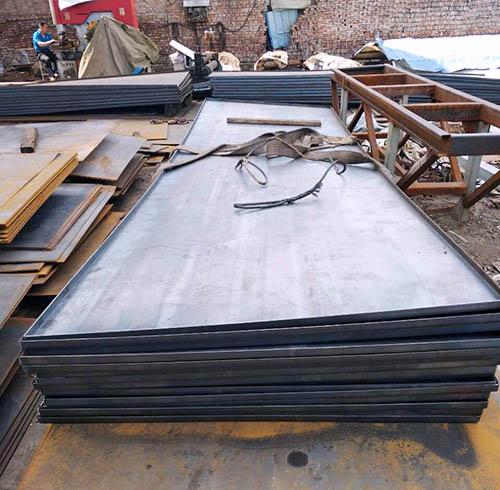 西安钢板折弯加工案例2