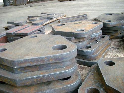 钢板焊接使yong激光焊接机的焊接xiao果深受da家的xi爱