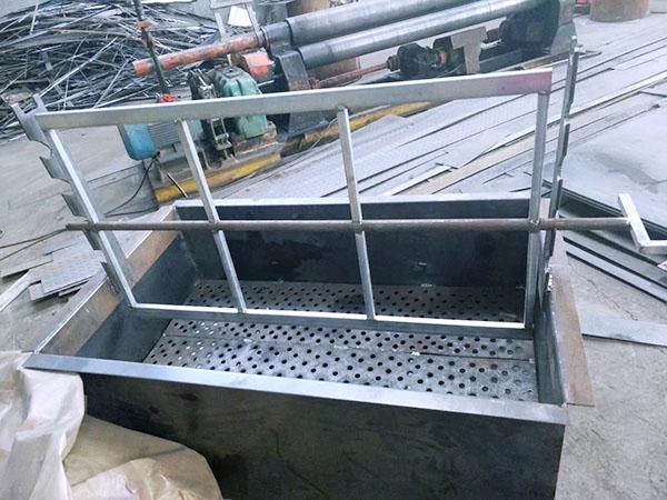 xi安不锈钢水槽加工
